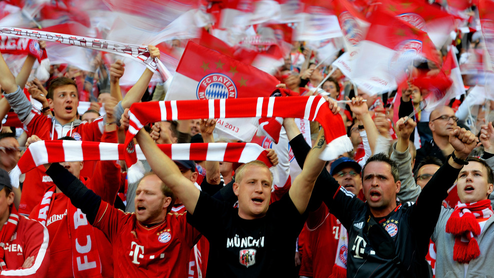 Supporters Bayern Sport Interactivité Mobile MobilActif